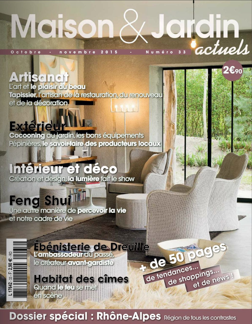 Article de presse woodyloft for Magazine maison jardin
