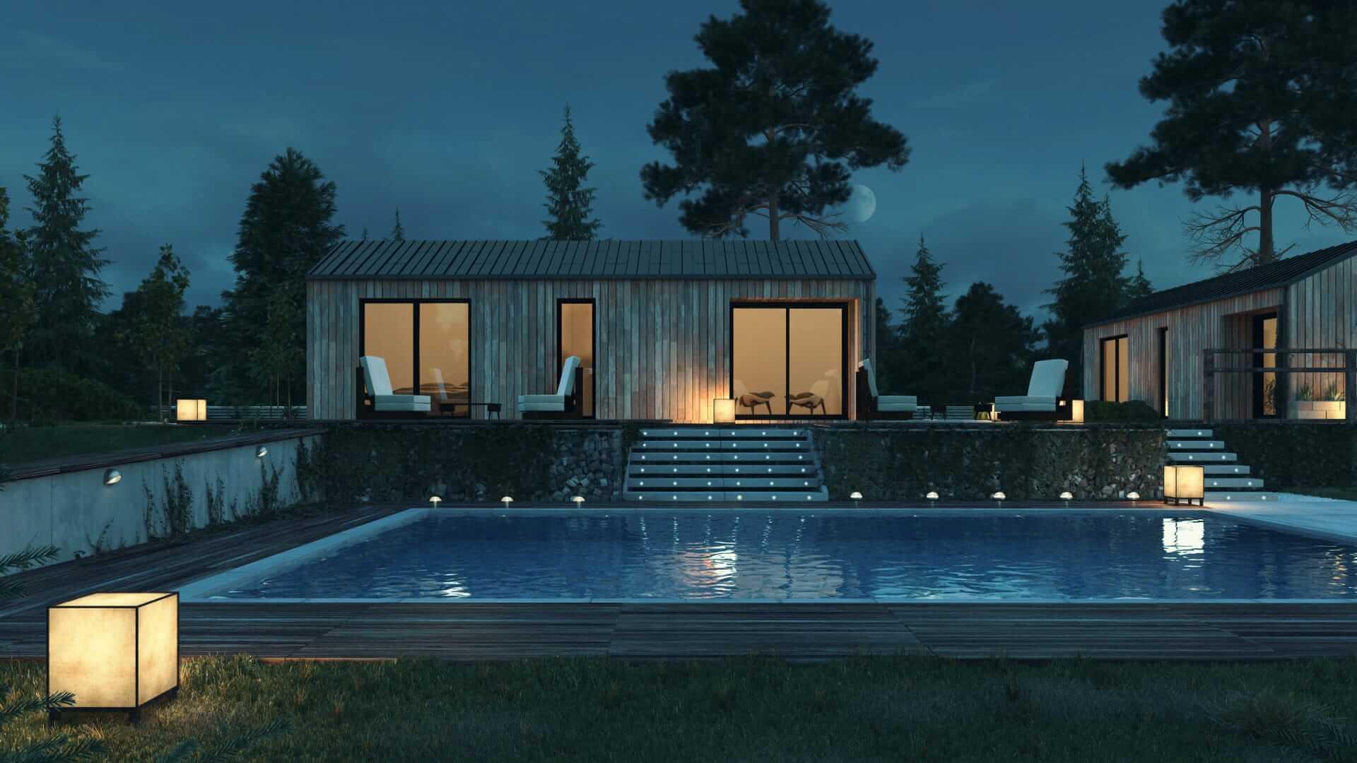 Studio 40m2 camping