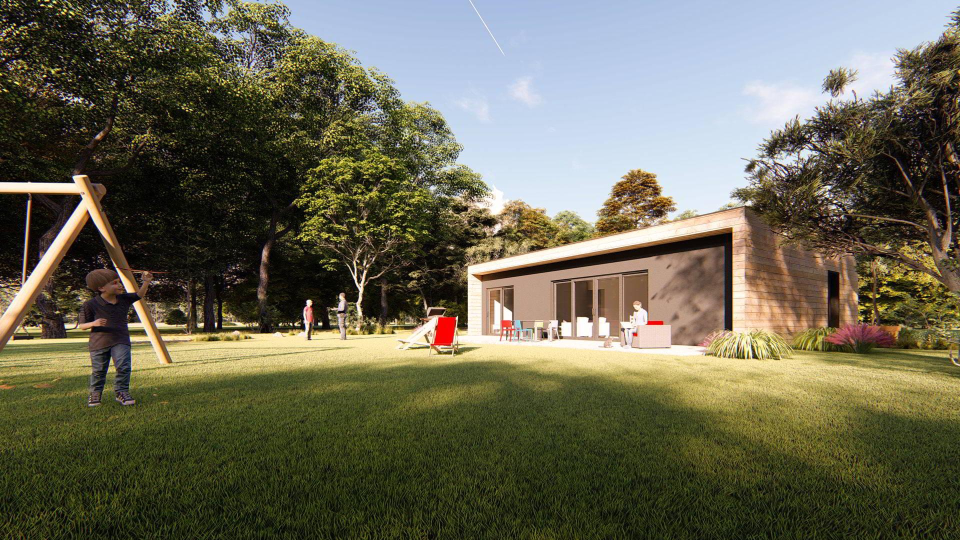 Woodyloft : studios de jardin et bureaux de jardin en bois - Nantes ...