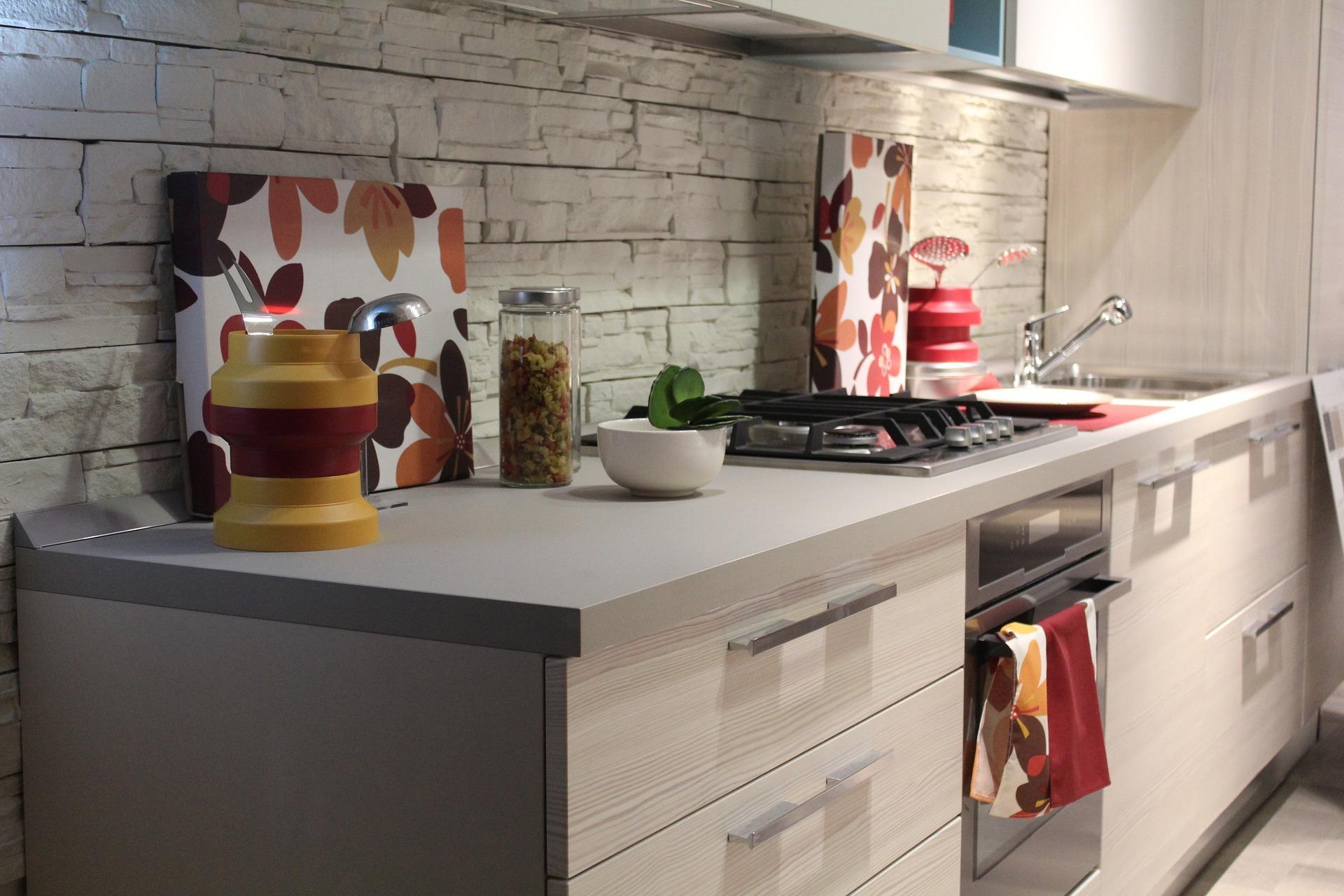 cuisinette studio de jardin 20m2