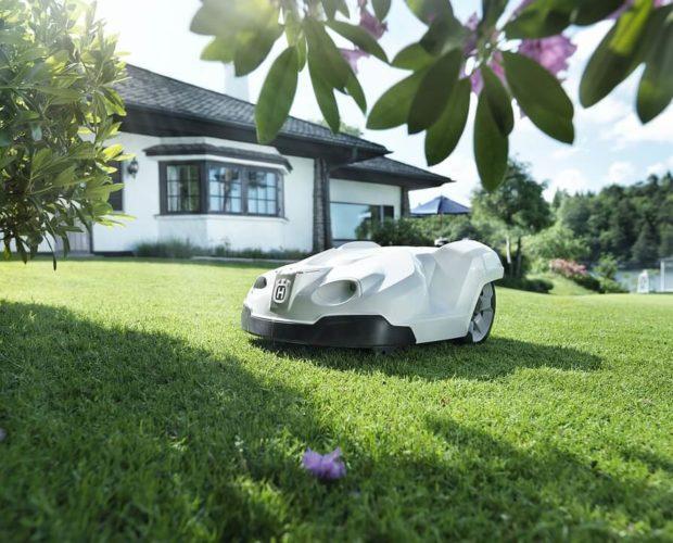 Complement robot tondeuse pour jardin