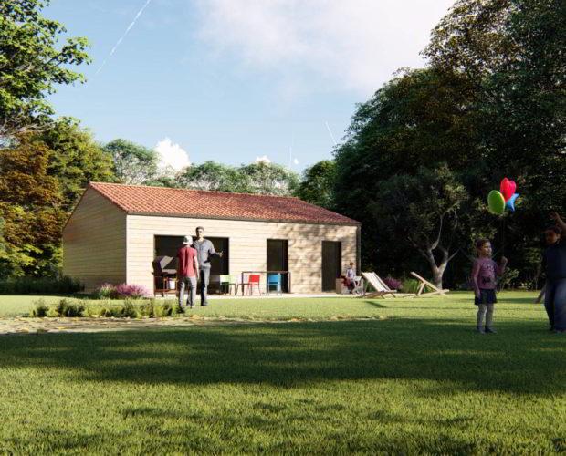 Nouveau site web & maisons en bois écologiques