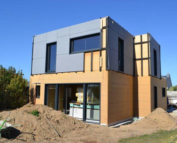 Maison bois écologique Coueron