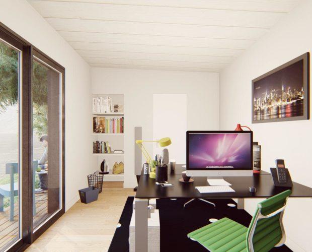 Comment aménager un bureau dans votre jardin ?