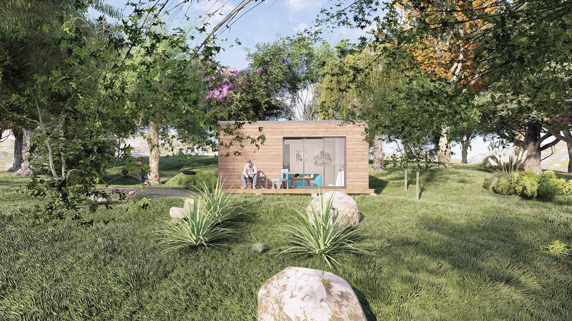 Aménager Un Petit Jardin De 20M2 woodyloft : studio de jardin en bois à partir de 20m2