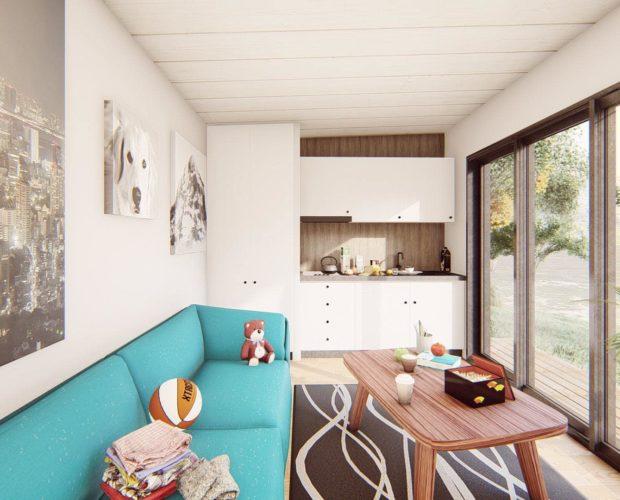 Les tables basses : cet élément majeur de la décoration de votre Studio de jardin