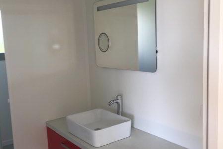 studio de jardin salle eau