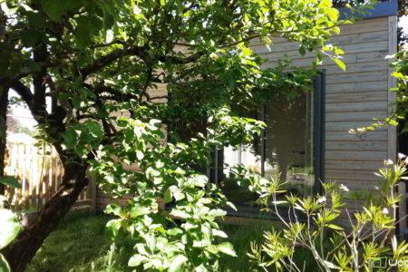 bureau de jardin 20 m2
