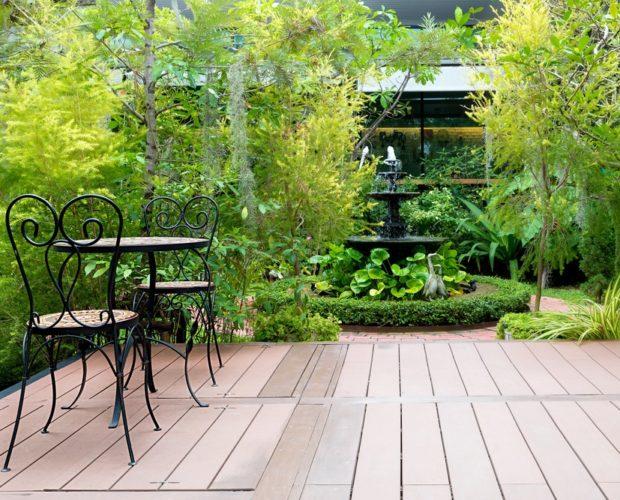 Studio de jardin et extérieur, pensez écoresponsable !