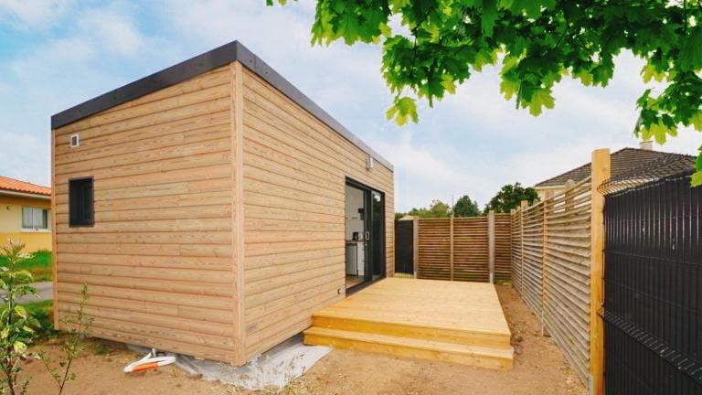 Brochure studios de jardin & maisons à ossature bois
