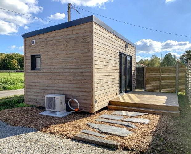 Découvrez notre studio de jardin 20m2 témoin proche de Nantes (44)