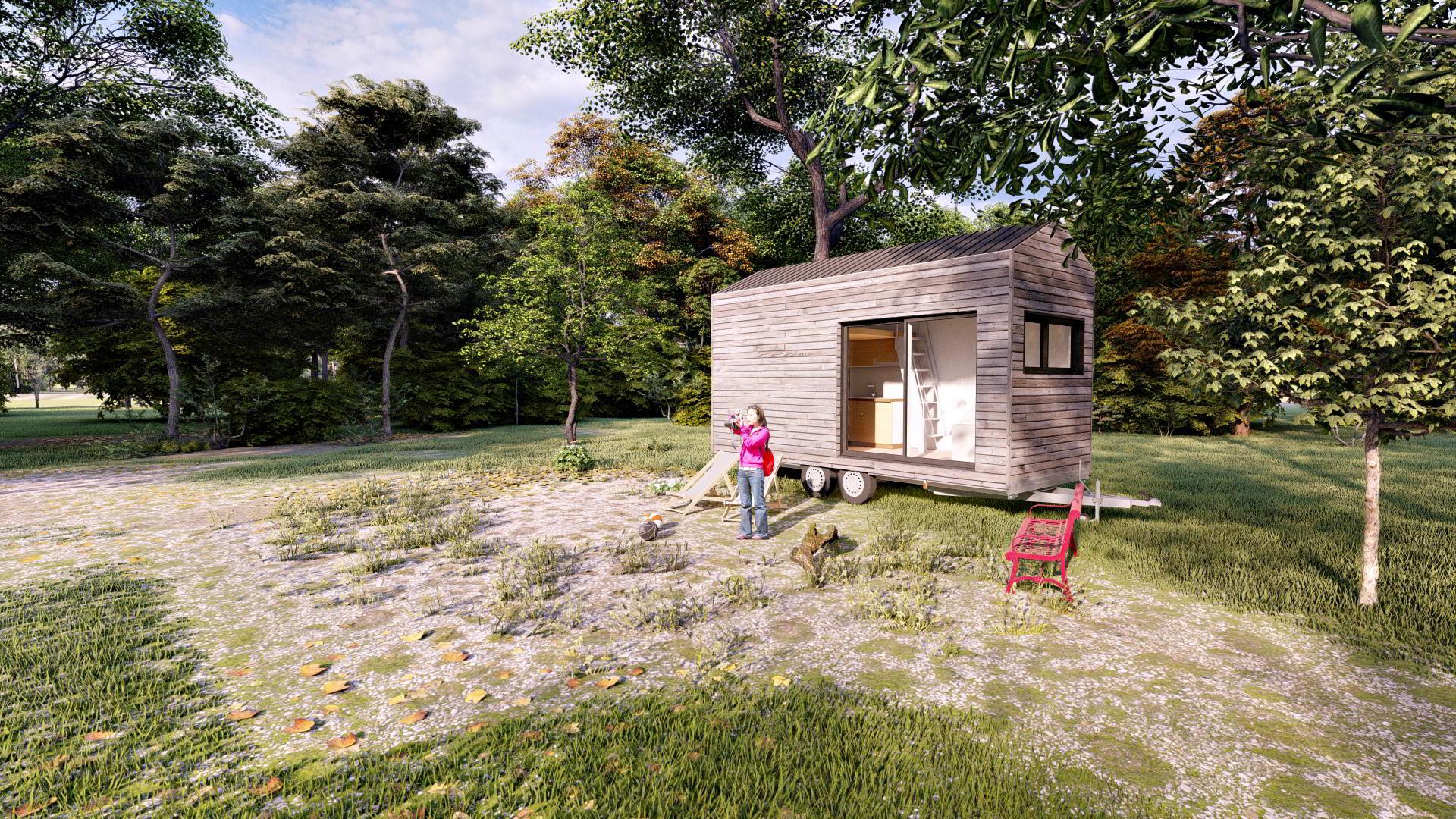 Seriez-vous intéressés par une Tiny House?